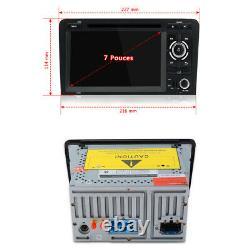 2Din Autoradio Pour Audi A3 S3 RS3 2003-2012 Android 10 BT GPS Navi DAB+ Wifi CD