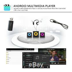 2 DIN 7'' Autoradio Stéréo Android 8.1 GPS Navi Pour VW GOLF 5 PASSAT POLO Caddy