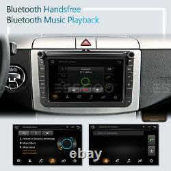 2 DIN 8 AUTORADIO Android 2+32G GPS NAVI RDS For VW GOLF 5 6 Passat Touran EOS
