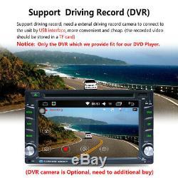 2 DIN Autoradio Bluetooth Voiture Stéréo Android Médias GPS Navi DVD MP5 Lecteur