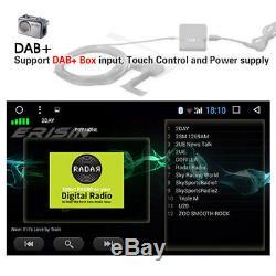 2 din Android 7.1 Autoradio Tactile GPS Navi OBD2 DAB+ 3G WiFi Bluetooth USB SD