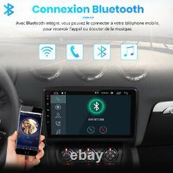 2gb+32gb pour Audi TT mk2 8j 2006-2014 Autoradio Android 10 NAVI GPS DAB+ Camera