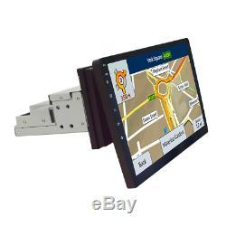 4-core 10.1'' 2G+32G Autoradio Android 8.0 GPS NAVI bluetooth Wifi DAB+ Rotation