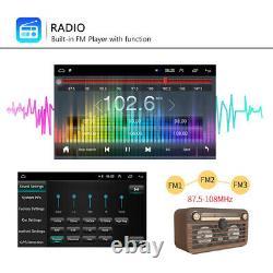 7Autoradio Android 8.1 GPS Navi Bluetooth Wifi MP5 Pour Ford Focus Mondeo C-MAX