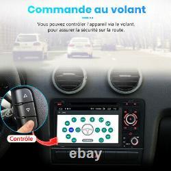 7 Android10. 0 Autoradio Pour Audi A3 S3 RS3 8P 8V 8PA GPS Navi DAB CD 2+32GB