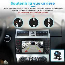 7 Android10.0 Autoradio RDS Navi CD DAB Pour Mercedes Benz CLK-W209 W203 C220