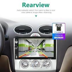 7 Android 8.1 Autoradio Stéréo 2 Din GPS Wifi Navi FM Écran Tactile Bluetooth