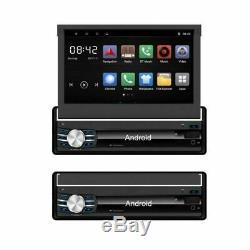 7 Autoradio 1Din Android 6.0 Stéréo GPS Navi MP5 Lecteur WiFi FM AUX BT 1.2GHz