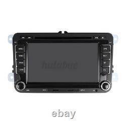 7'' Autoradio 2 Din DVD Stéréo GPS NAVI bluetooth pour VW Passat T5 Golf MK5 MK6