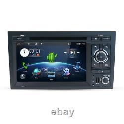 7''Autoradio Android 10.0 For Audi A4 B7 S4 RS4 Seat GPS NAVI 4G CarPlay DAB+OBD