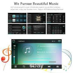 7'' Autoradio GPS Navi Android 8.1 Bluetooth Écran tactile Wifi 1Din MP5 USB FM