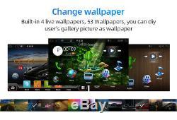 7 Autoradio Pour Audi A3 2003-2011 Android 10 GPS Navi BT AUX Wifi DAB 4GB+64GB