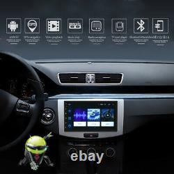 7 Double 2Din Android 8.1 WiFi Stéréo Lecteur MP5 Navi GPS Écran Tactile Radio