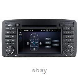 7 Tactile Android Autoradio GPS Navi Pour Benz R320 R350 R300 R280 R500 W251