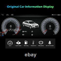8.8 Android 10.0 IPS Autoradio Navi BMW 3er E90 E91 E92 E93 5er E60 E61 E63 E64