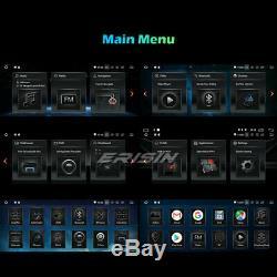 8.8 Android 9.0 Autoradio DAB+Navi WiFi CarPlay OBD2 BMW 3er E46 MG ZT Rover 75