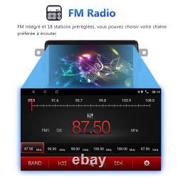 8 Autoradio Android 8.1 Bluetooth GPS Navi 2 DIN Wifi For Renault Dacia Duster