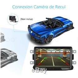 8 Autoradio Android 8.1 GPS Navi 2 DIN Pour Renault Dacia Duster/Sandero/Logan