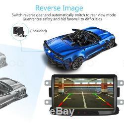 8 Autoradio Android GPS Navi + Caméra For Renault Dacia Duster Sandero Dokker