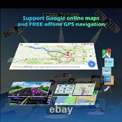 8-Core 8.8 IPS CarPlay Android 10.0 Autoradio GPS Navi BMW 7 Series E65/E66 TNT