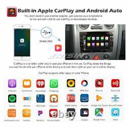 8-Core Android 10.0 Autoradio DAB+ Navi TNT CarPlay DSP WiFi OBD2 Renault Megane