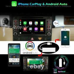 8-Core Android 10.0 CarPlay Autoradio WiFi DAB+ Navi For VW T5 Multivan TOUAREG