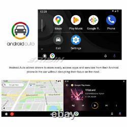 8-Core Android 10.0 DSP Autoradio CarPlay Navi Mercedes Benz CLS/G/E Classe W211