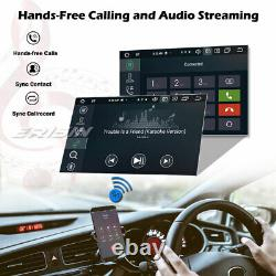 8-Core Android 10.0 DSP Autoradio DAB+ Navi CarPlay BMW 3er E46 M3 Rover75 MG ZT