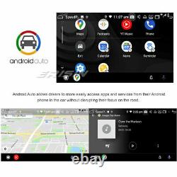 8-Core Android 10.0 DSP DAB+ Navi CarPlay Autoradio Mercedes-Benz SLK-Class R171