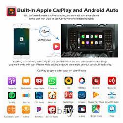 8-Core Android 10.0 Mercedes-Benz ML/GL-Class WithX164 DSP Autoradio Navi CarPlay