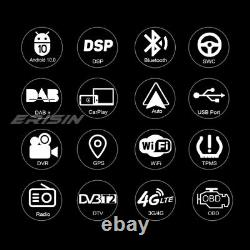 8-Core Android 10 Autoradio DAB+ Navi OBD2 DSP CarPlay DVR BMW 5er E39 X5 E53 M5