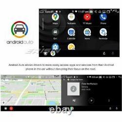 8-Core Android 10 Autoradio GPS CarPlay DSP TOYOTA RAV4 Bluetooth DAB+Navi TPMS