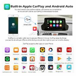 8-Core Android 10 DSP Autoradio CarPlay DAB+ Navi WiFi Renault Fluence Megane