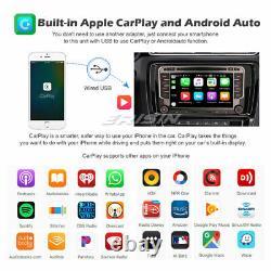 8-Core Android 10 Navi Autoradio For VW Golf 5/6 Passat Tiguan Amarok Jetta Seat