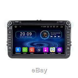 8 Écran Tactile Android 9 Autoradio Navi GPS Amarok Passat Beetle Sirocco