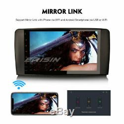 9 6-Core Android 9.0 DAB+ Autoradio WiFi Navi SD TNT Mercedes BENZ R-Class W251