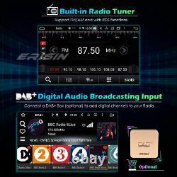 9 8-Core Android 10.0 Autoradio DSP Navi CarPlay TNT WiFi OBD2 BT USB Fiat 500X