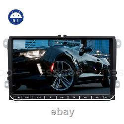 9 AUTORADIO Android RDS GPS Navi POUR VW GOLF 5 V 6 Passat Touran Tiguan Skoda