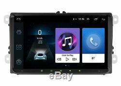 9 AUTORADIO GPS NAVI 2 DIN pour VW GOLF 5 6 Passat Touran Caddy Polo EOS