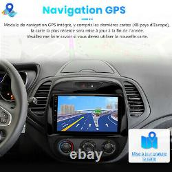 9 Android10 Autoradio Pour Renault Captur 2 2016-2019 GPS SAT Navi BT DAB+WiFi