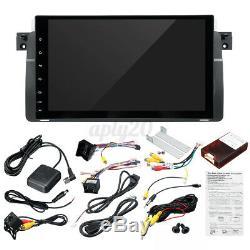 9'' Android9.0 Autoradio Navigation Navi OBD DAB pour BMW E46 320 330 323 325 M3
