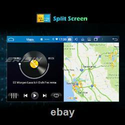 9 Android 10 Autoradio 8-Core Navi For VW Skoda Seat Passat Golf 5 Tiguan Jetta