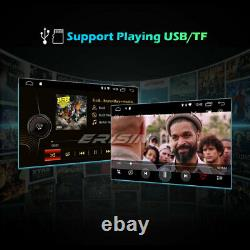 9 Android 10 Autoradio DSP DAB+GPS TNT CarPlay Navi OBD2 4G RDS For TOYOTA RAV4
