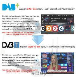 9 Android 8.0 DAB+ Autoradio Bluetooth USB GPS SAT Navi for BMW 3 Series E46 M3