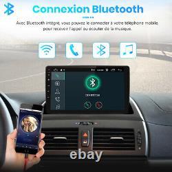 9 Autoradio Android10.0 Pour BMW X3 E83 2004-2012 Navi Stéréo GPS WIFI +Cam DAB