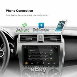9 Autoradio Android 6.0 GPS NAVI BT pour VW Passat Golf Jetta Touran + Caméra