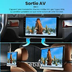 9 Autoradio Vidéo pour BMW E39 5er GPS Navi Android 10.0 DSP WIFI DAB+