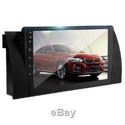 9'' Car Android 8.1 Navi Stéréo Autoradio Wifi bluetooth pour BMW E38 E39 E53 X5