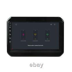 9 Écran Tactile Android Autoradio Bluetooth GPS Navi Carplay pour Suzuki Ignis