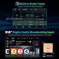 9 Ford Focus Android 10.0 Autoradio GPS DAB+WiFi OBD2 TPMS TNT CarPlay DVR Navi